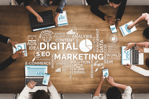 Digital marketing trends for concrete contractors